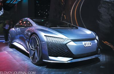 Audi Ai:CON концепт