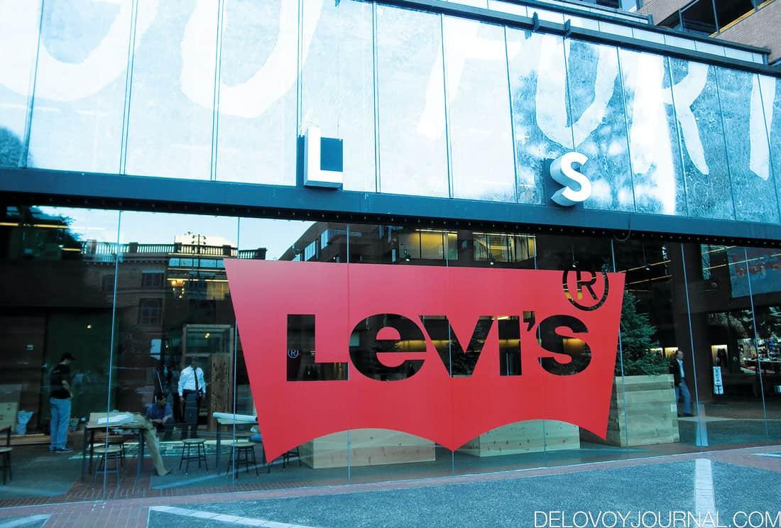 Плаза Levi Strauss