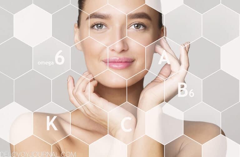 Лучшие витамины для вашей кожи
