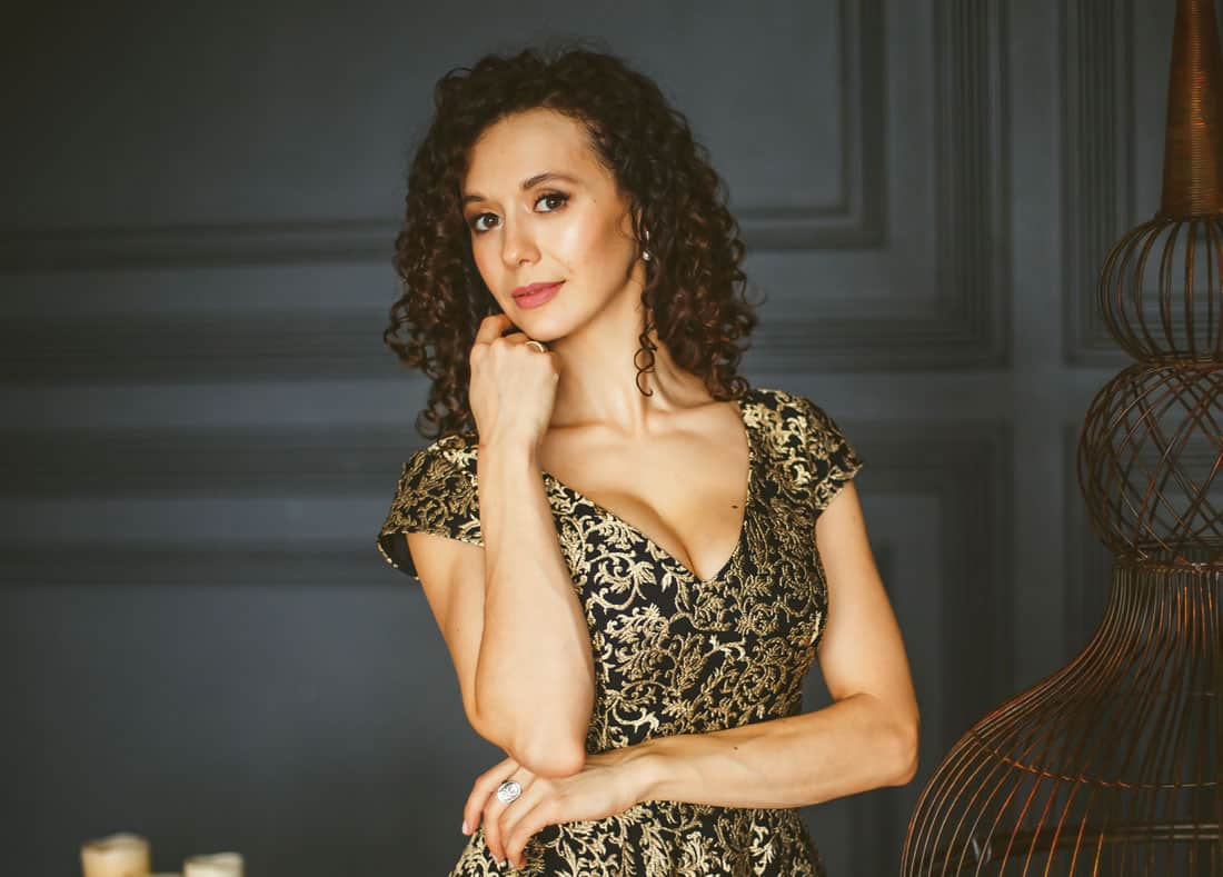 Мария Геворгян, оперная певица, актриса