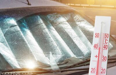 Как уберечь автомобиль от жары