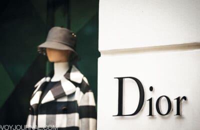 Кристиан Диор — империя роскоши