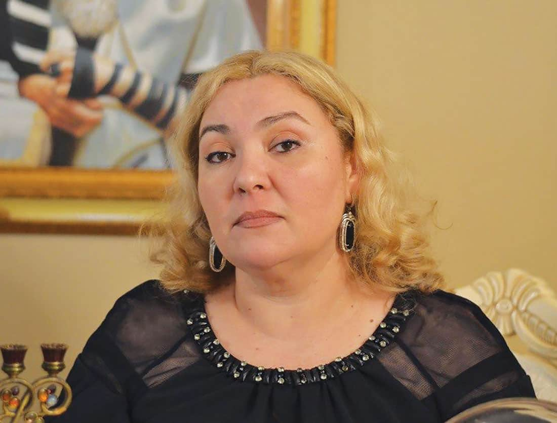 Психолог Александра Харрис