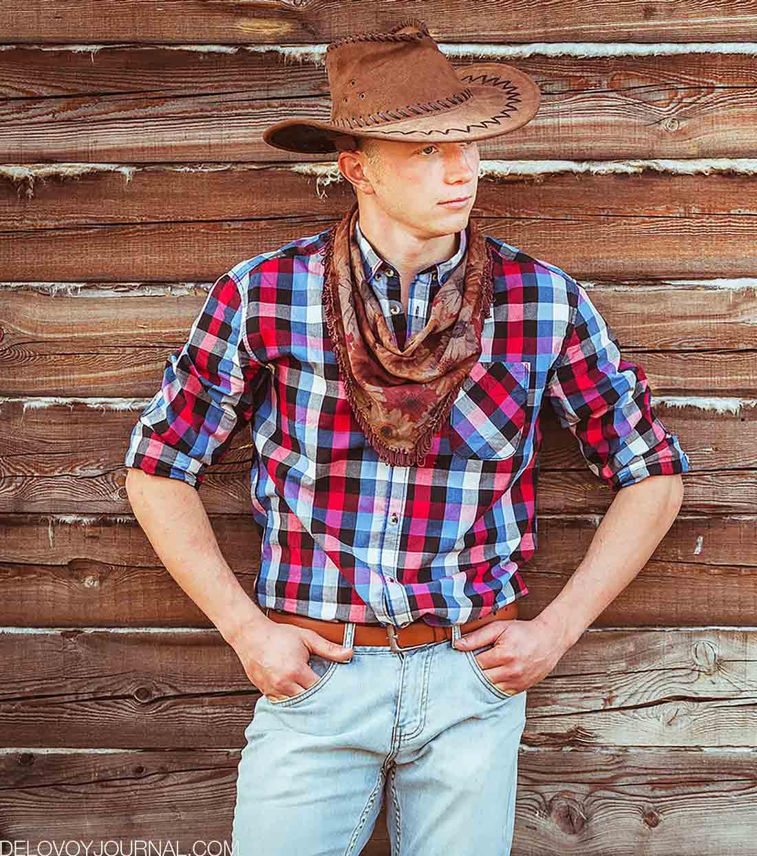 Ковбойские наряды
