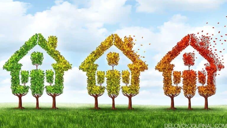 Недвижимость США. Отчет по продажам: Октябрь 2020