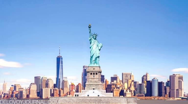 Америка для путешествий – ТОП 10 популярных мест