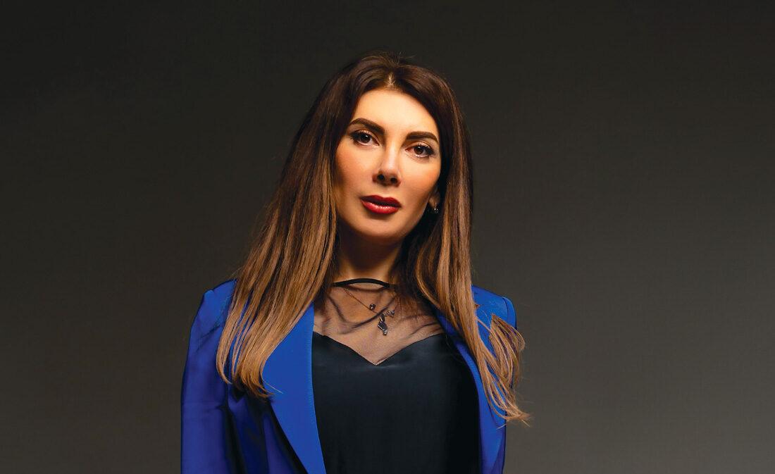 Композитор и певица Амира