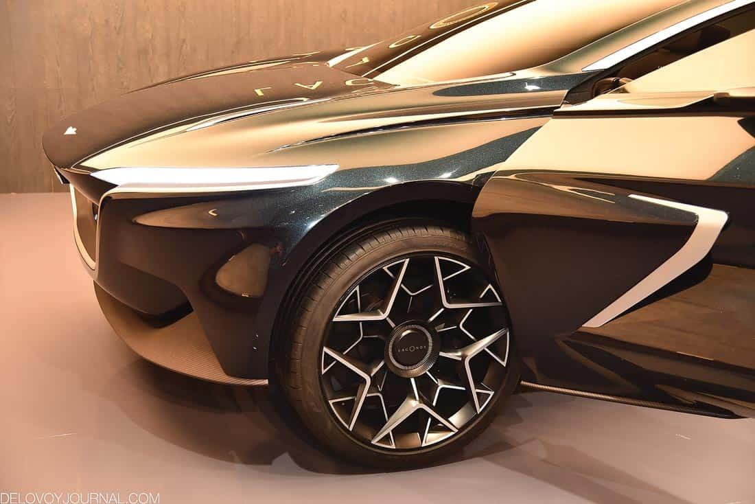 Concept Aston Martin Lagonda