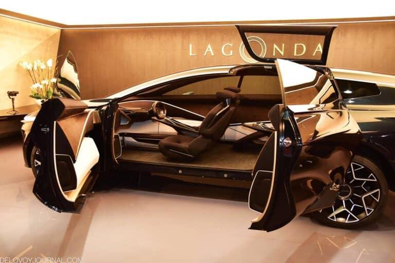 Концепт Aston Martin Lagonda