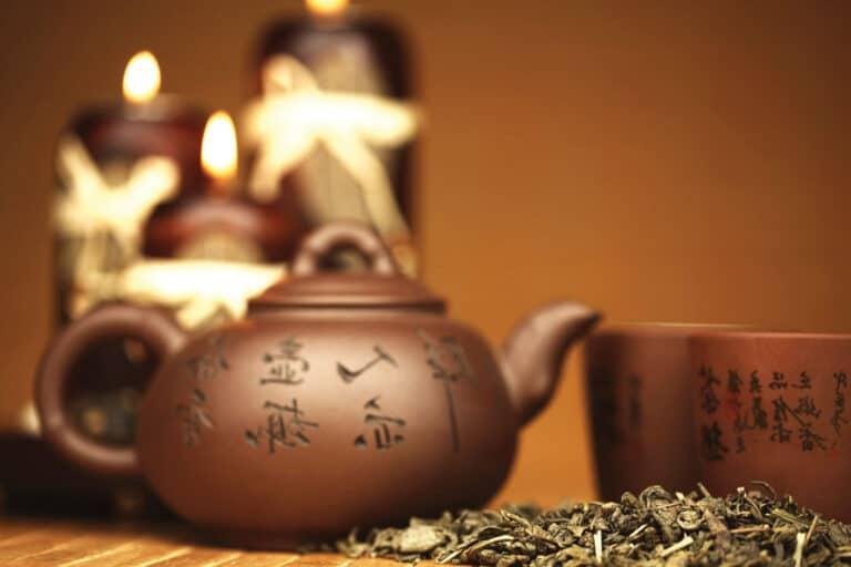 5 чудесных свойств зеленого чая