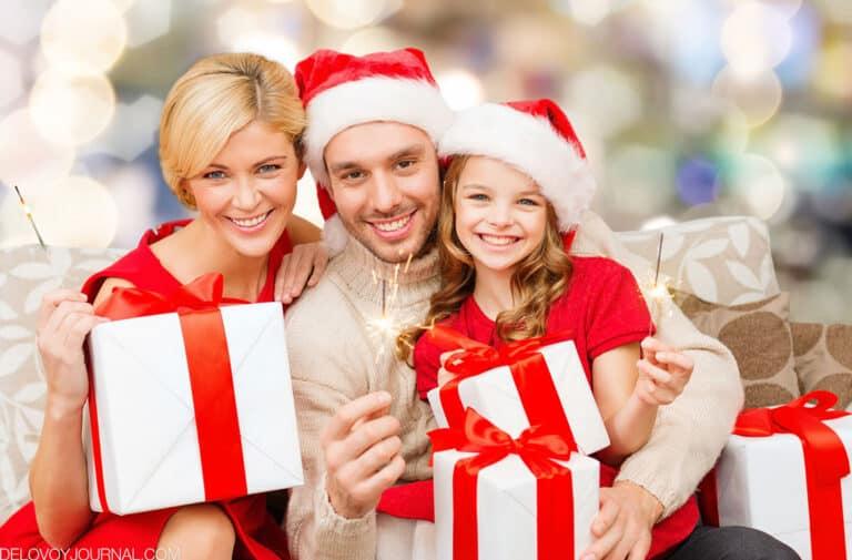 Лучшие Американские Новогодние Традиции