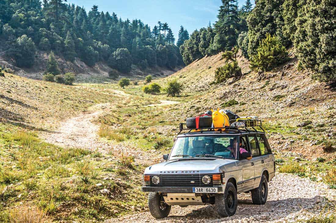 Классический Range Rover