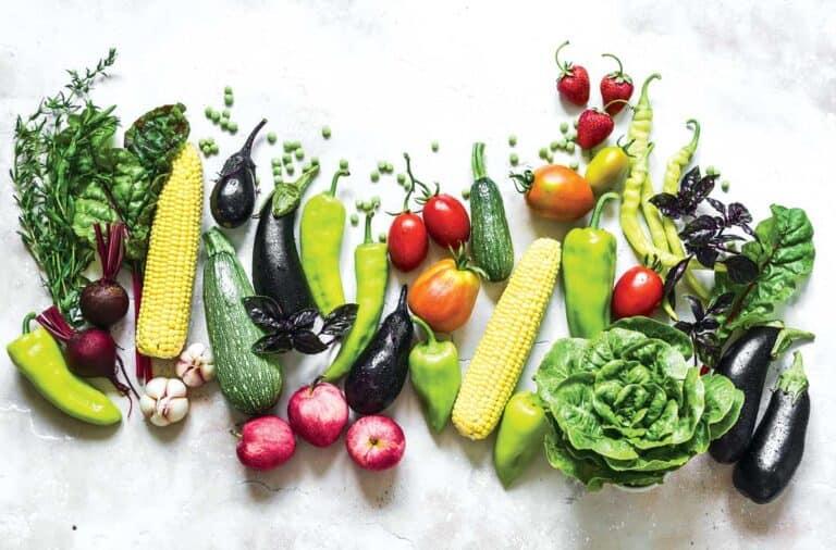 Почему потребление фруктов и овощей так важно?