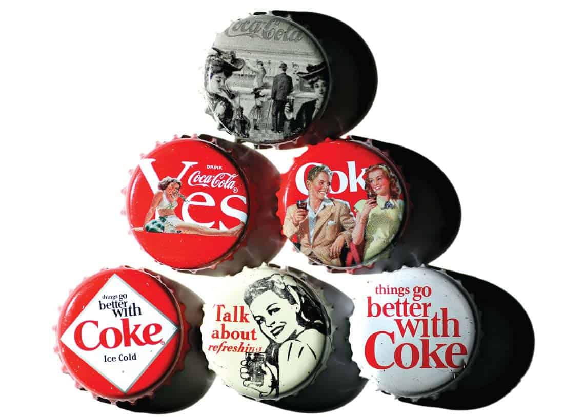 Пробки Кока-Колы