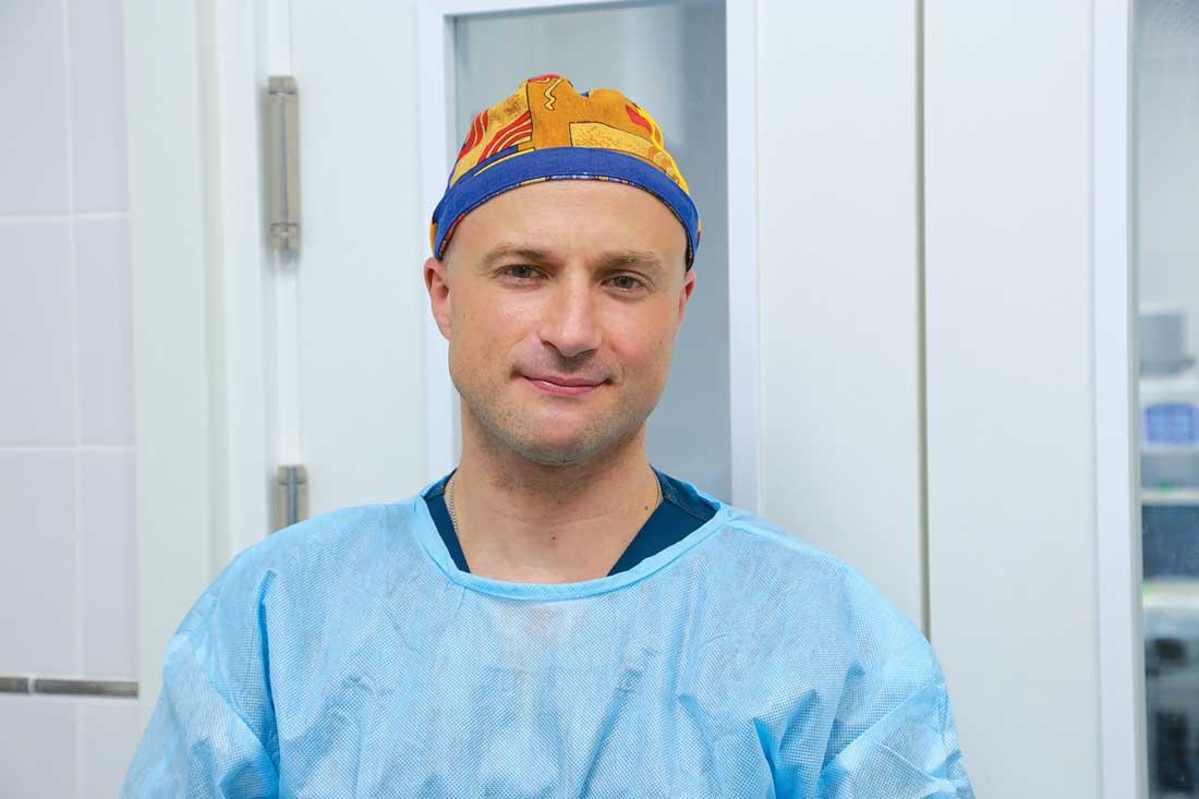 Доктор медицинских наук Арсений Кожухов