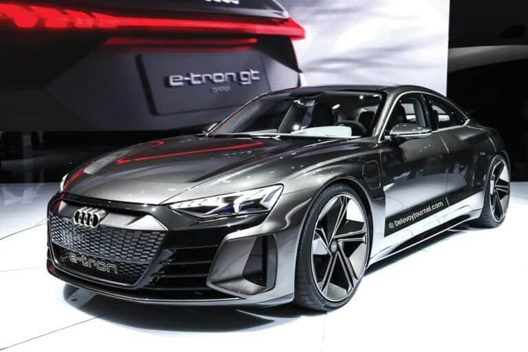 Автоновинка 2022: Audi E-Tron GT