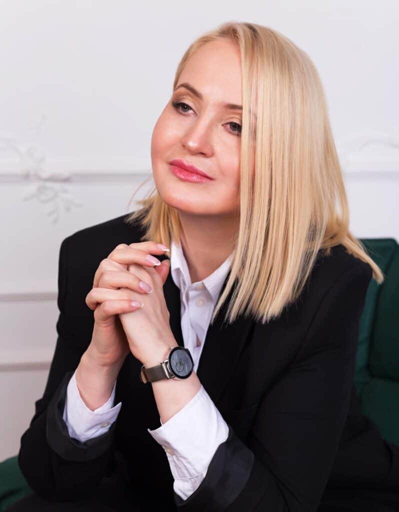 Музыкальный продюсер Татьяна Велес